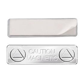 Support magnétique de badge avec adhésif ACPB0017 (lot de 100) ACPB-0017