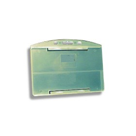 Porte-badge rigide 1 face monocarte PB-1001-HTX (lot de 100) ACPB-1001-HTX