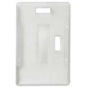 Porte-badge rigide 1 face Multicartes PB-1004-HVX (lot de 100) ACPB1004HVX