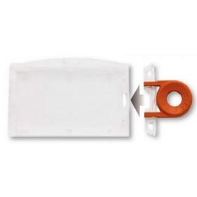 Porte-badge rigide inviolable PB-2009-HT (lot de 100) ACPB2009HT