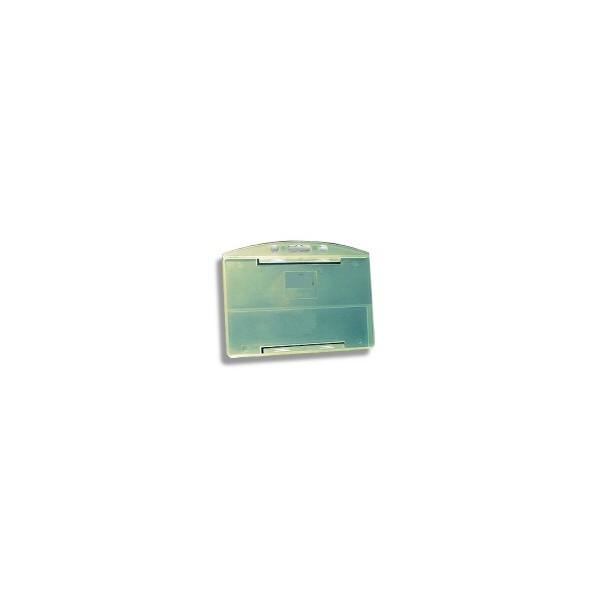 Porte-badge rigide 1 face monocarte PB-1001-HTX (lot de 100) ACPB1001HTX