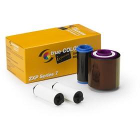 Film ZEBRA YMCKOK pour imprimante ZXP7 80007774xxx ZEBRA