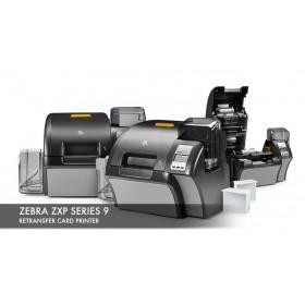 Imprimante badges ZEBRA ZXP9 Couleur recto verso Z91-AM0C0000EM00 ZEBRA