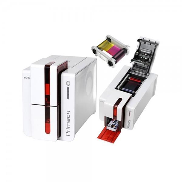 Imprimante badges EVOLIS Primacy Couleur simple face PM1H0000RS EVOLIS