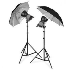 Kit d'éclairage 2x Série Pro 180 Studio lumière du jour KITECLAIR-180 CRESCENDO