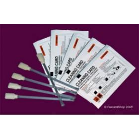 Kit de nettoyage Standard pour imprimantes badges NETKITSTD101 CRESCENDO