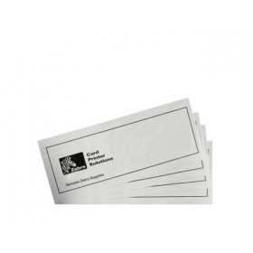 5 cartes de nettoyage Zebra pour ZC 100 / ZC 300 / ZC 350 105999-311 ZEBRA